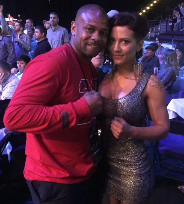 Roy jones & Chante sanders- Westpoppn.com