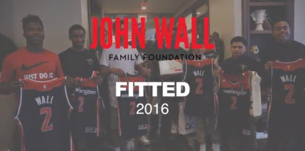 John wall family foundation - (Sean jean) Westpoppn.com