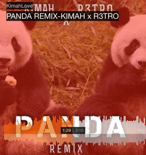 WESTPOPPN.com - Panda remix kimah  love