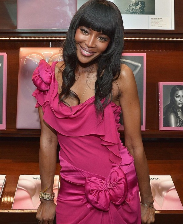 Naomi Campbell book launch- Westpoppn.com
