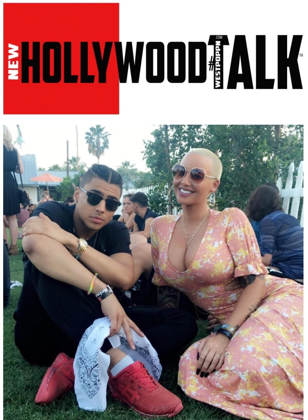 Quincy and amber Rose - WESTPOPPN. Com