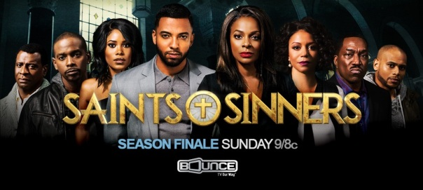 Saints & sinners season finale