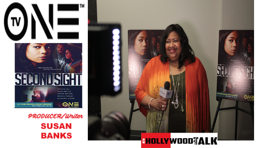 TVone - Susan Banks #SecondSightMovie - Westpoppn.com