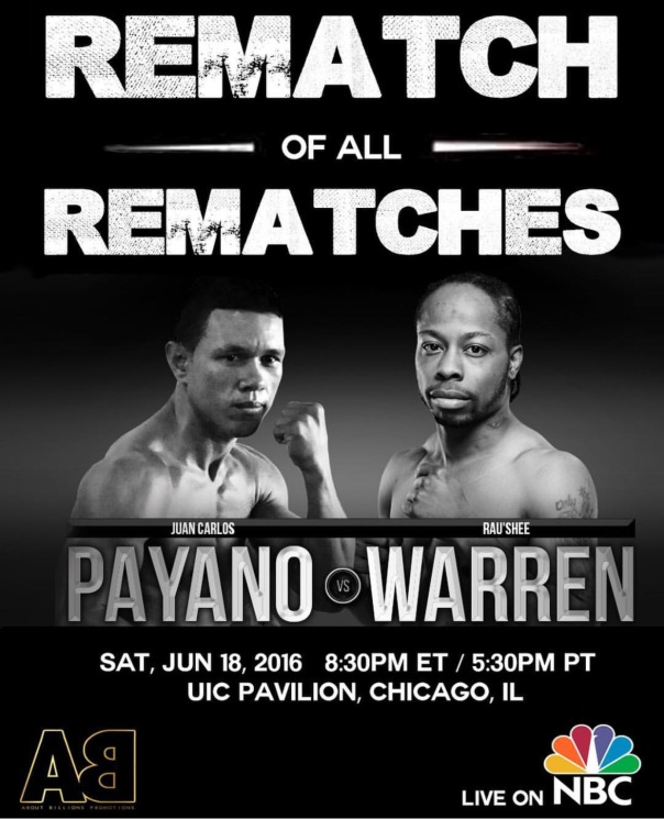 Westpoppn.com - Payton vs warren Rematch