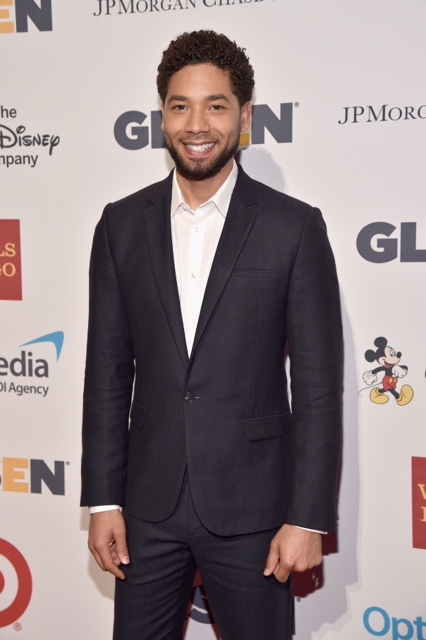 Empire actor Jussie smollett- Westpoppn.com