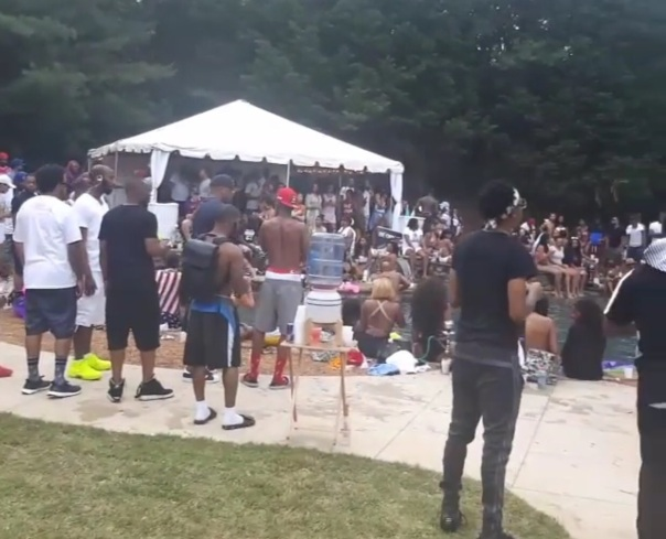 Lou williams/LAKERS Memorial Day Party - Westpoppn.com