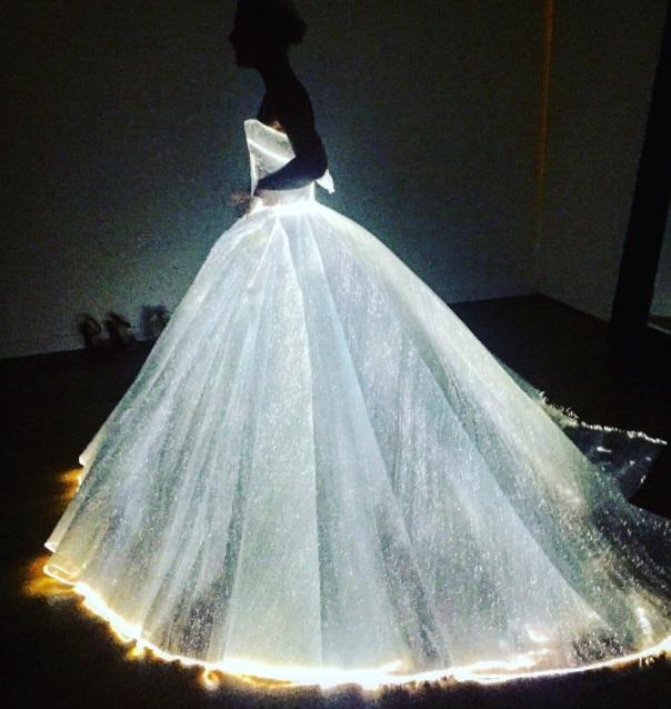 Claire Danes - dress by ZACPOSEN at #Metgala2016- Westpoppn.com