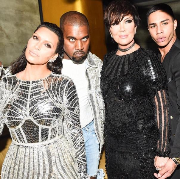 Kanye, Kim and Kardashians - Westpoppn.com
