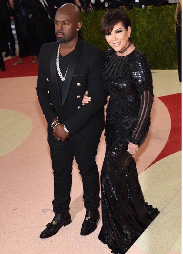 Jenner kardashian & boyfriend - Westpoppn.com #MetGala2016