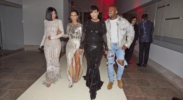 Kardashians- Westpoppn.com #Metgala2016