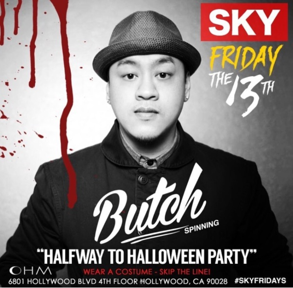 Ohm - may Halloween Party- Westpoppn.com