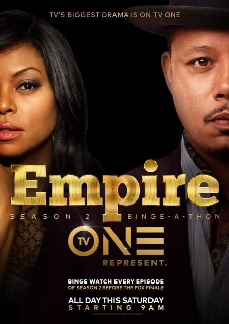 EMPIRE TV THON TV ONE