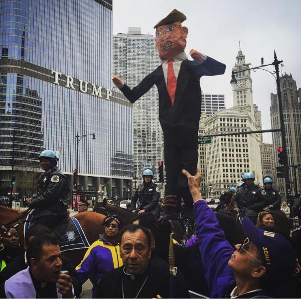 Chicago #Mayday parade rally - Westpoppn.com