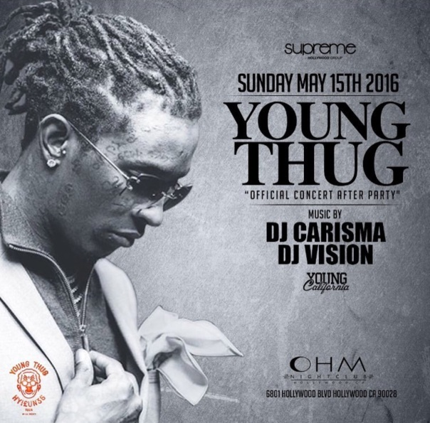 Young thug OMG Club,ABBYSINGLETON JM