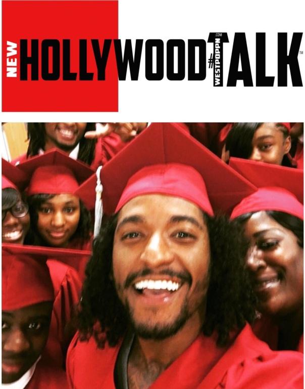 R&B singer LLOYD - Lloyd graduates from college - WESTPOPPN.com
