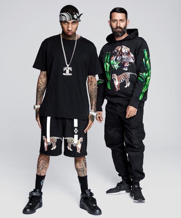 Westpoppn.com- Tyga and Marcelo Burlon