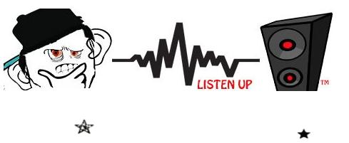 STARS - listenUpLogo 2 - music -Westpoppn.com