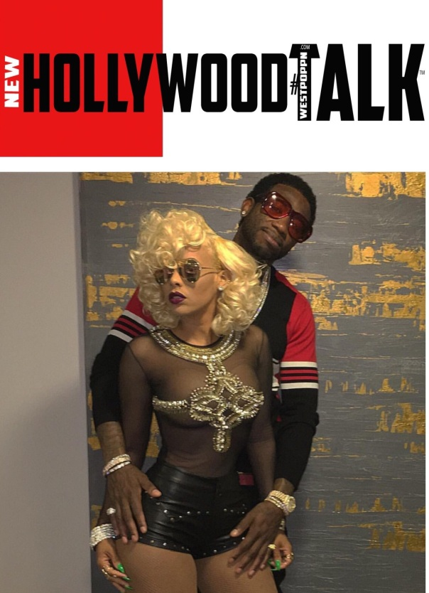 Gucci Man & keyshia his hype man- WESTPOPPN.com