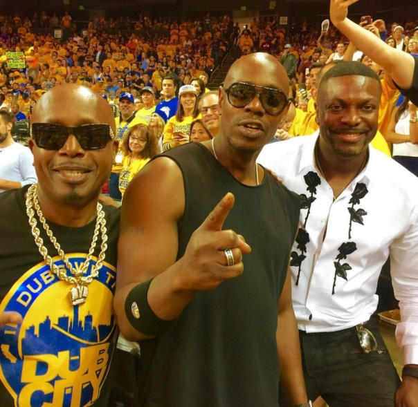 Mc Hammer , Dave chapelle , Chris Tucker - WESTPOPPN.com