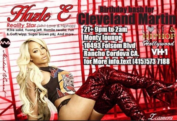 Hazel E bday celebration ✔️June 18th - Westpoppn.com