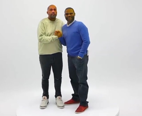 3D Mini-Me's - Anthony Anderson - Westpoppn.com