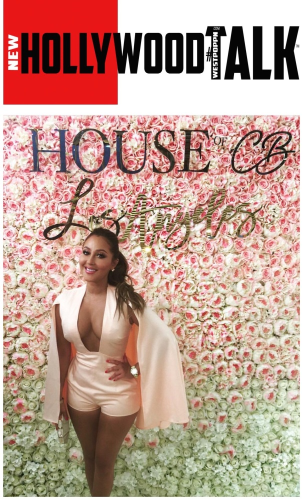 Adrienne Bailon - Westpoppn.com - (House of CB Opening/Los Angeles)
