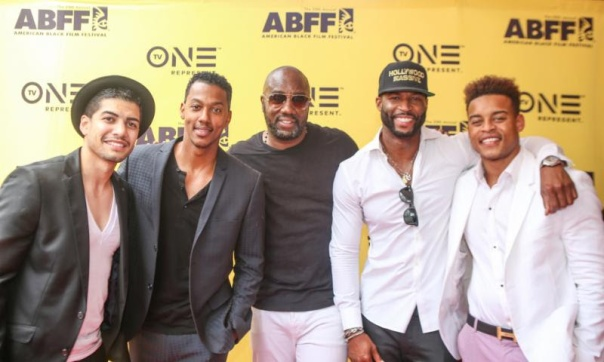 THE CAST of BAD DAD REHAB - #ABFF #TVONE