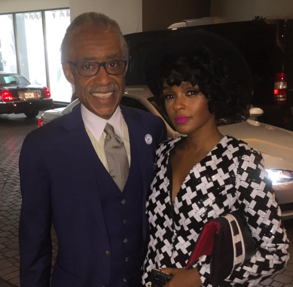 Al sharton and janelle Monae - Westpoppn.com