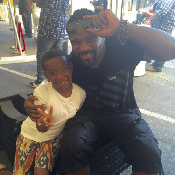 Darius Mccrary #blackmoneyMattersLA Event - Westpoppn.com
