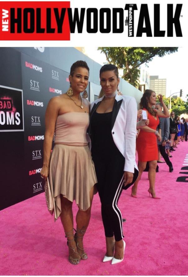 #Badmoms premiere- Westpoppn.com