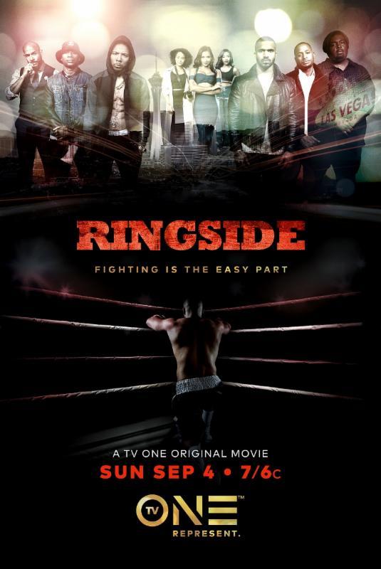 Ringside - TVOne - Westpoppn.com