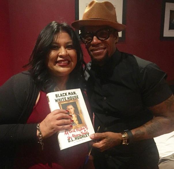 DL Hughley - book signing - WESTPOPPN.com