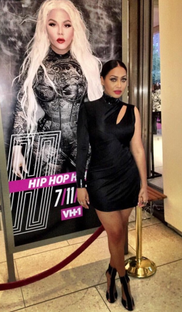 Vh1 HipHOp honors - LALA ANTHONY - WESTPOPPN.com