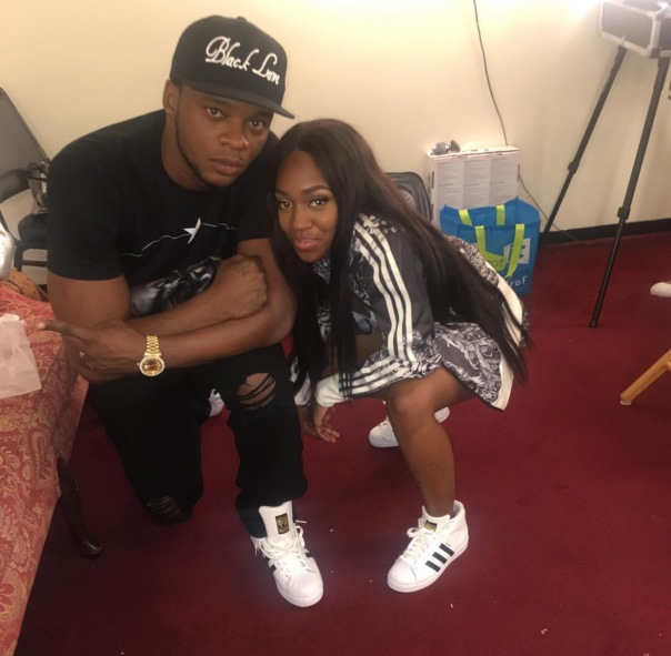 Papoose and daughter - Westpoppn.com
