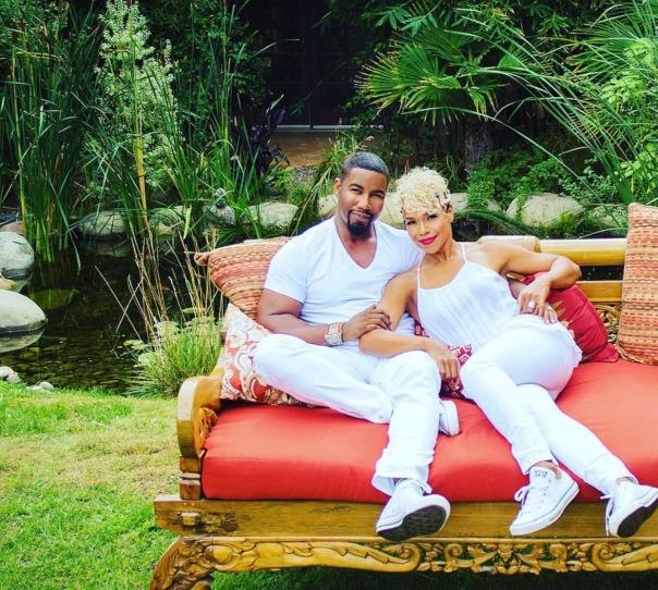 Gillian white & Hubby michael jay white - Westpoppn.com