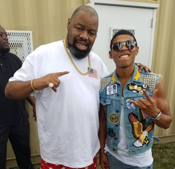 Yazz the great & biz Markie - Westpoppn.com