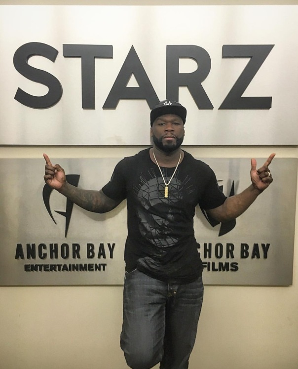 50 cent working on new movie BMF - WESTPOPPN.com