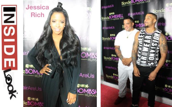 Jessica Rich & Jason Lee -#HairrUS Nikkiibaby Hair launch - WESTPOPPN.COM
