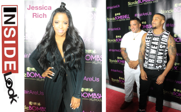 Jessica Rich & Jason Lee -#HairrUS Nikkiibaby Hair launch - WESTPOPPN.COM