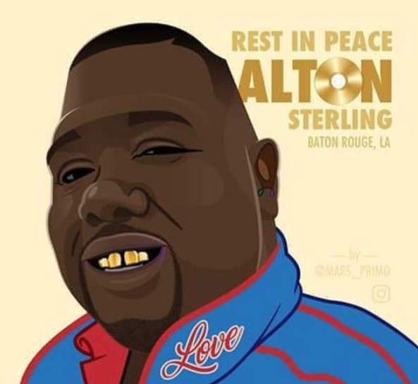 REST IN PEACE ALTON STERLING