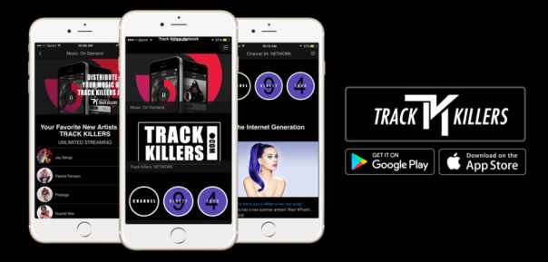 trackkillers.com#NEW APP ALERT For All NEW ARTISTS + PRODUCERS +More...