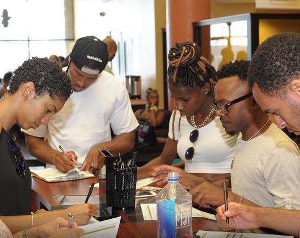 westpoppn.com - One United Bank #BlackmoneyMattersLA Event