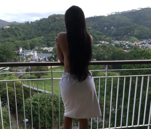 Cardi B - in Trinidad - WEstpoppn.com