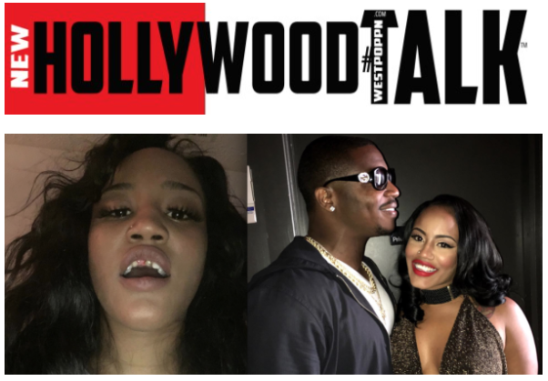 Celebrity-Insider™ Alleged DRAMA hits the GRAM. .#JhonniBlaze allegedly CLAIMING Boyfriend P.K Allegedly Abused & Knocked her TEETH OUT . . .Read MORE. . @WESTPOPPN