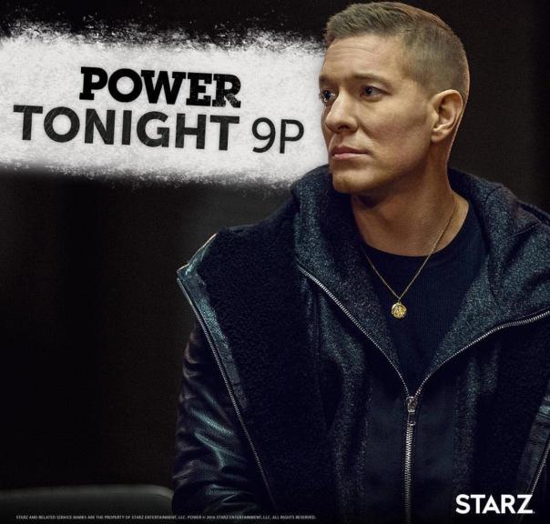 Power series - on Starz