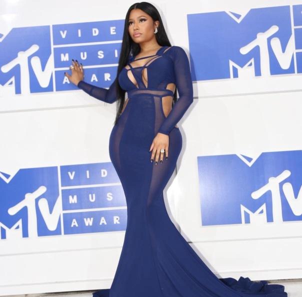 VMA's 2026 Nicki Minaj- WESTPOPPN.com
