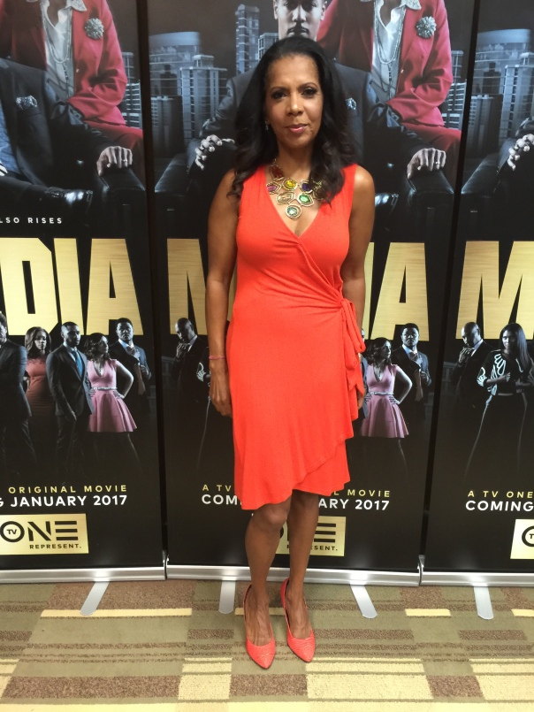 Penny Johnson Jerald - The movie MEDIA 2017 - Westpoppn.com