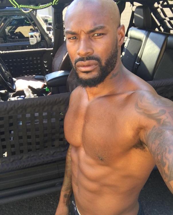 Tyson beckford -Westpoppn.com