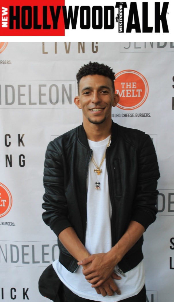 Khleo Thomas - Slick Living Release Party -WESTPOPPN.COM