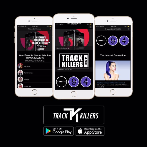 TRACKILLERS APP